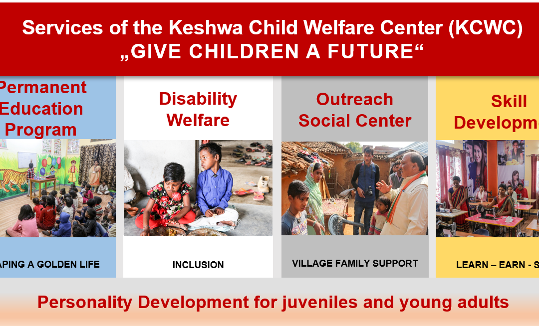 Overall Program Keshwa Child Welfare Center