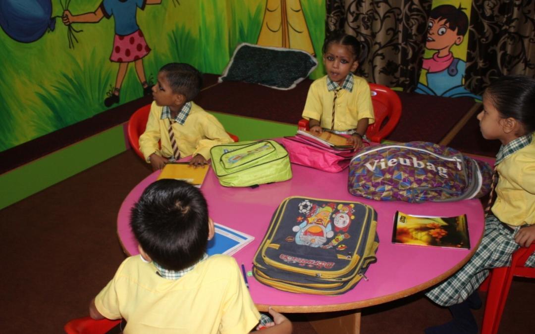 New start of our school Keshwa Gurukul